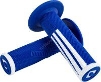 Ручки руля ODI GRIPS EMIG2 PRO V2 LOCK-ON GRIP BLUE/WHITE