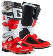 Мотоботы Gaerne SG-12 Limited White Red Black