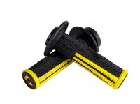 ODI GRIPS EMIG2 PRO V2 LOCK-ON GRIP BLACK / Yellow