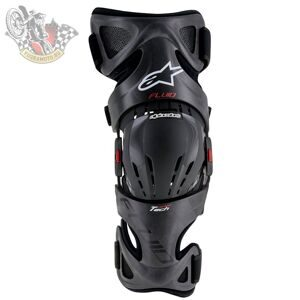 Защита колена ALPINESTARS FLUID TECH CARBON RIGHT