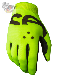Перчатки Seven Zero Glove Flow Yellow