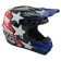 Мотошлем Troy Lee Designs SE4 CARBON W/MIPS LIBERTY RED / WHITE / BLUE 2020