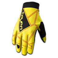 Перчатки Gants Seven Zero Yellow