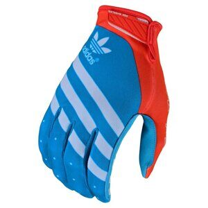 Перчатки Troy Lee Designs ULTRA LIMITED TEAM EDITION AIR GLOVE OCEAN / FLO ORANGE XL