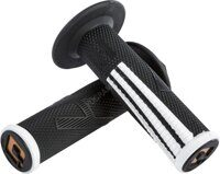 ODI GRIPS EMIG2 PRO V2 LOCK-ON GRIP BLACK/WHITE