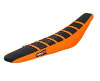 Покрытие сиденья Crossxracing WITH STRIPES KTM SX 65 2009-15