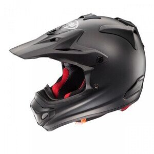 Мотошлем Arai MX-V Frost Black