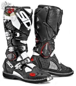 Мотоботы SIDI CROSSFIRE 2 LIGHT BLACK WHITE