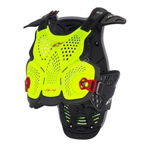 Защита тела ALPINESTARS A-4 CHEST PRO (Yellow Flo Red)
