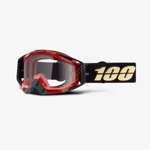 Очки 100% Racecraft Hot Rod / Clear Lens